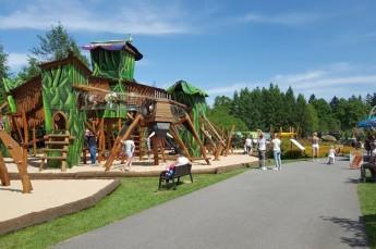 Zator Atrakcja Park rozrywki Zatorland