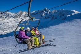 Zakopane Atrakcja Stacja narciarska Kasprowy Wierch