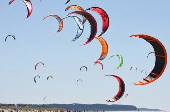 Łeba Atrakcja Kitesurfing Pro Sport