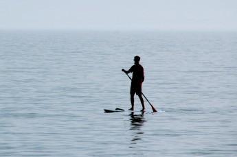 Łeba Atrakcja Stand up paddle Pro Sport