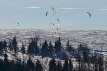 Karpacz Atrakcja Snowkite Pro Sport