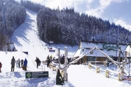 Zakopane Atrakcja Stacja narciarska Nosal