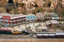 Gliwice Atrakcja Park tematyczny Kolejkowo - cudowny świat w miniaturze