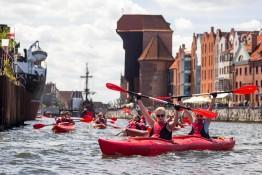Gdańsk Atrakcja Spływ kajakowy Gdańsk z Kajaka