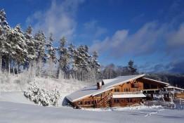 Ustrzyki Dolne Atrakcja Stacja narciarska Laworta Ski