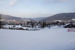 Ustrzyki Dolne Atrakcja Stacja narciarska Gromadzyń