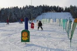 Ustrzyki Dolne Atrakcja Szkoła narciarska Regle