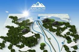 Karlików Atrakcja Stacja narciarska Karlików