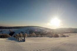 Rymanów Atrakcja Stacja narciarska KiczeraSki
