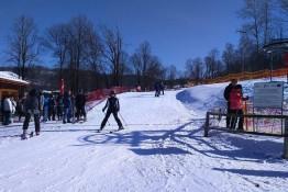 Rymanów Atrakcja Szkoła narciarska KiczeraSki