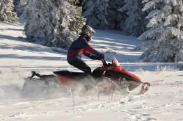 Bukowsko Atrakcja Skutery śnieżne Agro Serwis