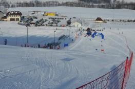 Jeleniewo Atrakcja Stacja narciarska WOSiR Szelment