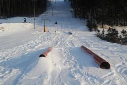 Jeleniewo Atrakcja Snowpark WOSiR Szelment