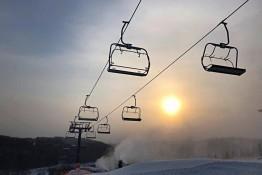 Bałtów Atrakcja Stacja narciarska Szwajcaria Bałtowska