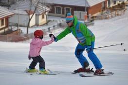 Bałtów Atrakcja Przedszkole narciarskie Amigo Ski