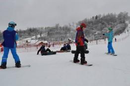 Bałtów Atrakcja Przedszkole snowboardowe Amigo Ski