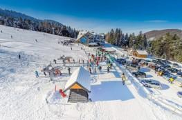 Limanowa Atrakcja Wypożyczalnia narciarska Limanowa-Ski
