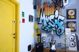 Warszawa Atrakcja Escape room Studio nagrań