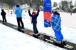 Szymbark Atrakcja Stacja narciarska Koszałkowo-Wieżyca