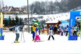 Szymbark Atrakcja Szkoła narciarska Mixtura
