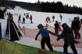 Bolesławów Atrakcja Szkoła narciarska Sudety Sport