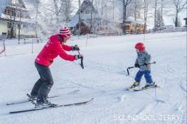Zakopane Atrakcja Szkoła narciarska Ski School Jerry Zakopane Gubałówka