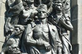 Warszawa Atrakcja Pomnik Pomnik Bohaterów Getta