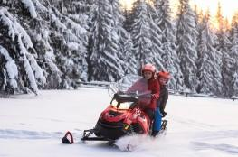 Zakopane Atrakcja Skutery śnieżne Snowdoo Skutery Śnieżne Zakopane