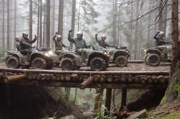 Witów Atrakcja Quady SzkolaQuadow.pl - wyprawy i eventy