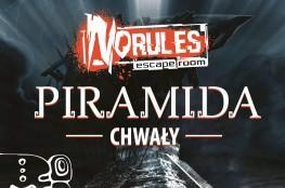 Bydgoszcz Atrakcja Escape room Piramida Chwały