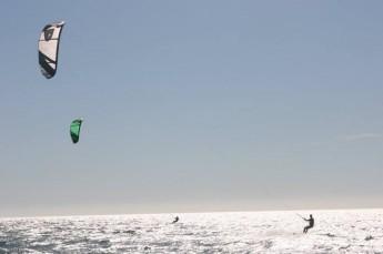 Świnoujście Atrakcja Kitesurfing KiteJunkies