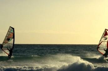 Świnoujście Atrakcja Windsurfing KiteJunkies