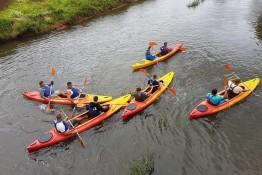 Nowa Brzeźnica Atrakcja Spływ kajakowy Kajaki Nad Wartą
