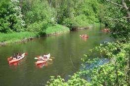 Lwówek Śląski Atrakcja Spływ kajakowy Rob-Fun