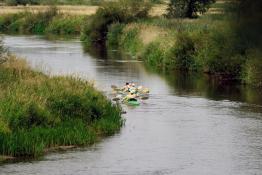 Krzętów Atrakcja Spływ kajakowy Spływy Pilicą