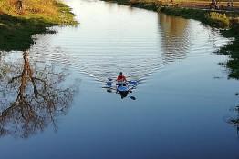 Przyborów Atrakcja Spływ kajakowy Meander