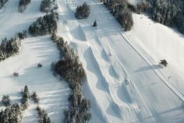 Wierchomla Mała Atrakcja Snowpark Snowpark w Wierchomli