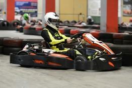 Rzeszów Atrakcja Gokarty Reskart Racing