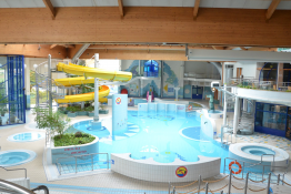 Polkowice Atrakcja Park wodny Aquapark Polkowice