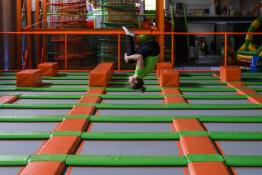 Toruń Atrakcja Trampoliny Jump Arena