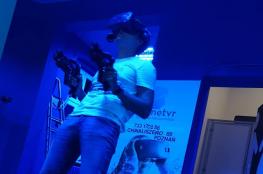 Poznań Atrakcja VR Planetavr Salon Gier