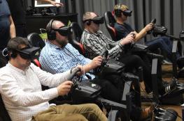 Łódź Atrakcja VR Virtual House