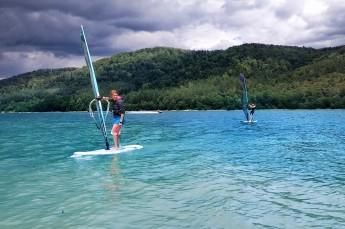 Klimkówka Atrakcja Windsurfing SportSoul