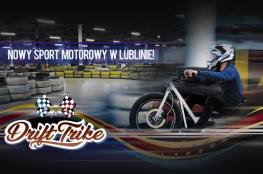 Lublin Atrakcja Tor wyścigowy Drift-Trike