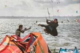 Chałupy Atrakcja Kitesurfing Beach Bums