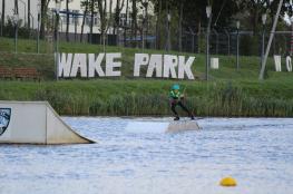 Koszalin Atrakcja Wakeboarding Wakepark Koszalin