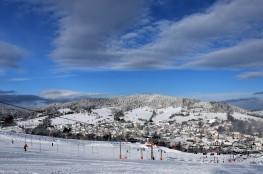 Tylicz Atrakcja Stacja narciarska Master Ski