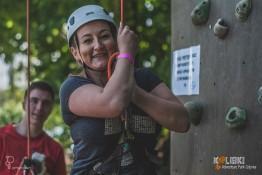 Gdynia Atrakcja Ścianka wspinaczkowa Ściana wspinaczkowa - Kolibki Adventure Park