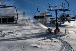 Wierchomla Mała Atrakcja Stacja narciarska Dwie Doliny