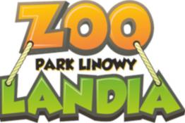 Opole Atrakcja park linowy Zoolandia
